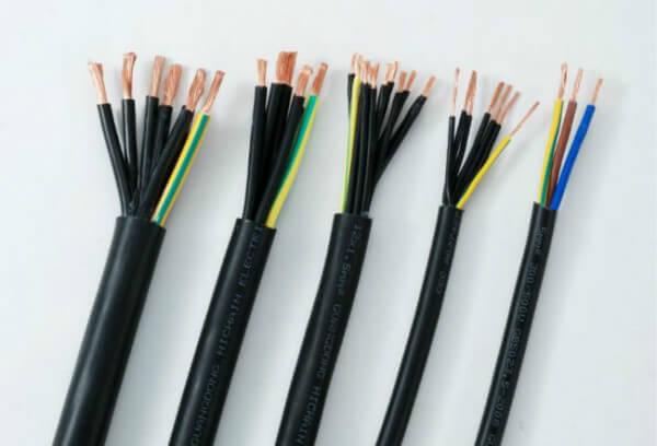 监控电源线不同规格选择