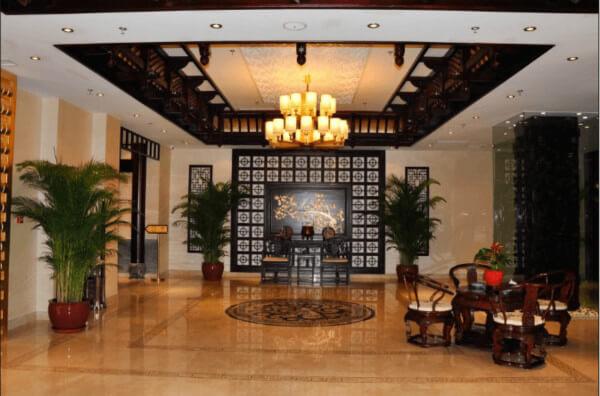 京城贷公司大厅后厅监控安装
