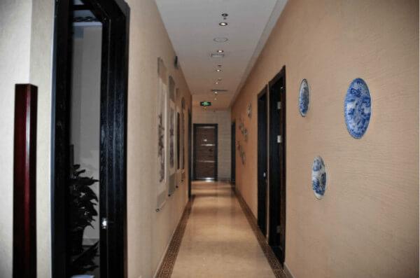 京城贷公司办公区域走廊监控及无线覆盖